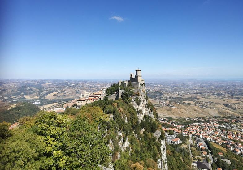 Visita a San Marino