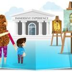 Mostre digitali: una full immersion nelle opere d'arte