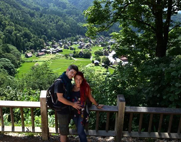 Viaggio di Nozze in Giappone - Cristina e Vincenzo