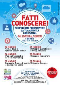 Corso social network Umbria