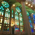 Sagrada Familia: magia di luci, colori e forme